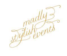 Logo Design Concepts for a Wedding Event Planning Company Logo