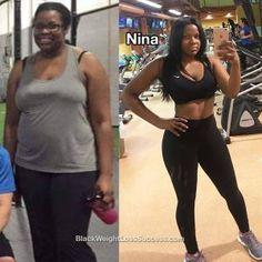 Nina weight loss