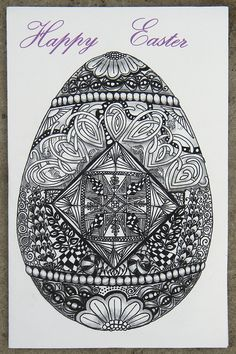 Image detail for -Zentangle: April 2011