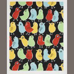 Tanya Atkinson An Extensive Portfolio of Original Textile Designs, Mid-Twentieth Century
