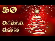 THE ULTIMATE CHRISTMAS SELECTION: 50 CLASSICS - YouTube Christmas Music, Christmas Is Coming, Christmas Movies, Christmas Holidays, Christmas Ideas, Christmas Bulbs, Make A Joyful Noise, Favorite Christmas Songs, Silent Night