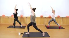 barre3 - 30 Minute Workout - YouTube
