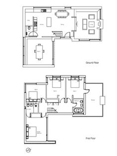 129 Best Modern House Plans Images In 2018 Modern House