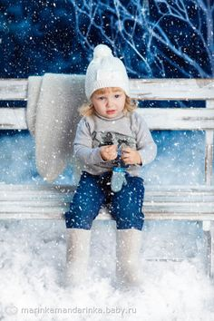 новогодняя фотосессия (вдогонку уходящей зиме) + заказы с развивашками