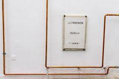 Getrieben durch Pumpen (Kunstakadamie Düsseldorf)