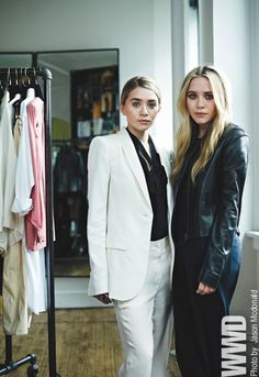 White suit + black tie-front blouse = what I would wear to work if I lived in Miami.