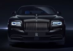 "Rolls-Royce Wraith ""Black Badge"" '2016"