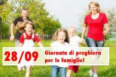 Giornata di preghiera per le famiglie il 28 settembre, in occasione del Sinodo