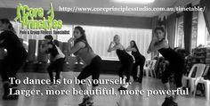 Burlesque Fit 10:20 am with Michelle H. #burlesque #fit #fitness #dance #poledance #polefitness #fun #sexy #coreprinciples #coreprinciplesstudio