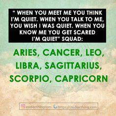 Tag a friend in this squad #aries #aries #taurus #taurus #gemini #gemini #cancer #cancer #leo #leo #virgo #virgo #libra #libra #scorpio #scorpio #sagittarius #sagittarius #capricorn #capricorn #aquarius #aquarius #pisces #pisces #zodiac #zodiacsigns #astrologypost #zodiacsign #zodiacthingcom #zodiactees