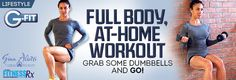 Full-Body, At-Home Workout