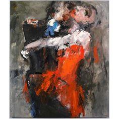 "Charlotte Molenkamp - ""Verleiding, C1"", 2012, 165x140cm"