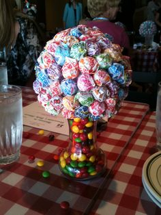 Great for birthday party center pieces :-)