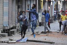 Army Chief Bipin Rawat on Wednesday issued a stern warning to stone-pelters, whose conduct was causing higher casualties in the Kashmir valley.