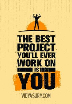Best Project You Will Ever Work Stock Vector (Royalty Free) 409497607 Motivational Quotes Wallpaper, Wallpaper Quotes, Inspirational Quotes, Desi Quotes, Hindi Quotes, Attitude Quotes, Life Quotes, Gym Banner, Genius Quotes