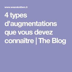 4 types d'augmentations que vous devez connaître   The Blog