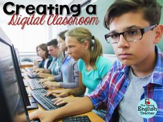 See how one high school teacher has created a learning environment that supports 21st century learning.