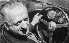 On 17 June 1923, Enzo Ferrari won a race at the Savio track in Ravenna where he met the Countess Paolina, mother of Count Francesco Baracca, an ace of the Italian air force and national hero of World War I, who used to paint a horse on the side of his planes. The Countess asked Enzo to use this horse on his cars, suggesting that it would bring him good luck. #Ferrari #Horsepower #People