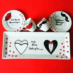 Damat fincanı yazıları - kahve fincanı