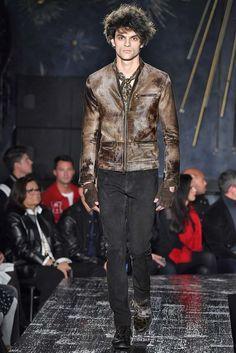 Male Fashion Trends: John Varvatos Fall-Winter 2017 - New York Fashion Week Men's