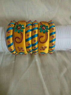 Silk thread jewels to match your silk sarees.. To order these pls whatsapp on  +91 94929 91857