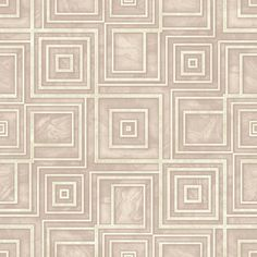 Nina Hancock Geometric Wallpaper - http://godecorating.co.uk/nina-hancock-geometric-soft-pink-wallpaper/