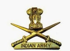 Image result for indian army logo