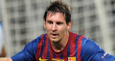 Messi..... what a hero he is