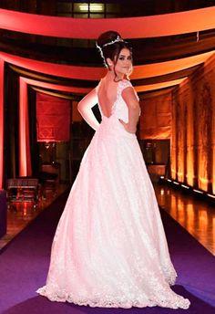 Vestido branco da Maisa, Festa 15 anos