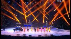 Сопрано 10 - Сольный концерт в Crocus City Hall (16.12. 2012г.)