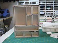 Configuration Box from Foam Core