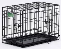 Buy Pet Kennel Cat Dog Folding Steel Crate Animal Playpen Wire Metal Cage at online store Cat Crate, Puppy Crate, Online Pet Supplies, Dog Supplies, Dog Cages For Sale, Wire Dog Crates, Airline Pet Carrier, Pet Kennels, Pet Supply Stores