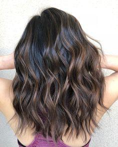 Brown Hair Balayage, Brown Hair With Highlights, Hair Color Balayage, Ombre Hair, Balayage Hairstyle, Soft Balayage, Subtle Balayage Brunette, Brunette Highlights, Hairstyle Men
