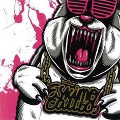 """L'omonimo album degli #EskimoCallboy intitolato """"Eskimo Callboy""""."""