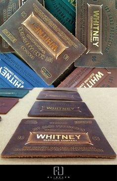 whitney_leather designs