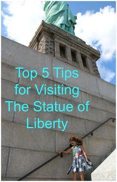 5 tips para visitar la estatua de la libertad