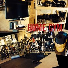 Free up that garage or basement space for a DIY home gym...