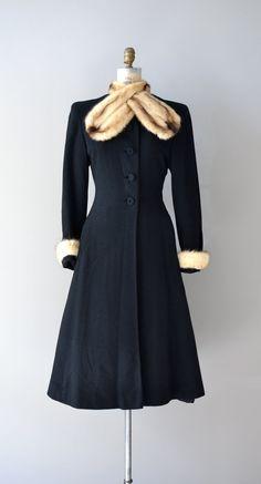 1930's Princess Coat.