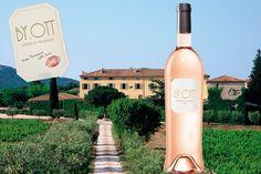 BY.OTT rose Cotes de Provence bijzonder en veelzijdig! http://www.flesjewijn.com/blog/by-ott-rose-bijzonder-en-veelzijdig