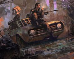 """zombiearkham: """"  la città verrà distrutta all'alba: zombie&wasteland """""""