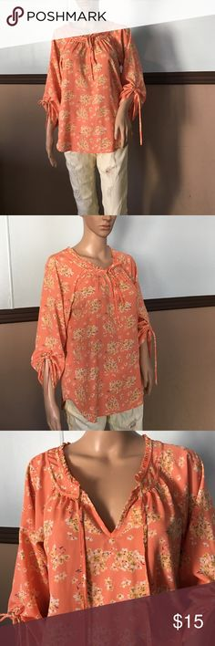 Laura Conrad blouse Perfect condition! Worn once Laura Conrad Tops Blouses