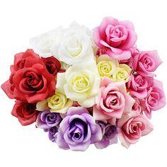 Floral Garden Queen Rose Bushes, in. Fake Flowers, Artificial Flowers, Lavender Bush, Hydrangea Bush, Florist Supplies, Tea Party Baby Shower, Tea Party Birthday, Rose Bush, Dollar Tree Store