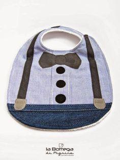 Resultado de imagem para babadores em patchwork  Descubre mas de los bebes en somosmamas.com.ar.