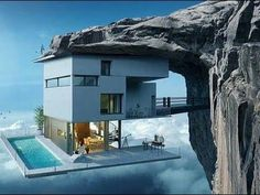 10 Most Insane Houses In The World - YouTube