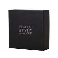 Box of Style- def want this! Get $300+ of lifestyle products in each Box of Style! Pay $100 for each or $350 for a full year! Kind of crazy not too, right?! ;)