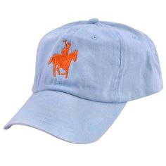 Gorra con Caballo bordado
