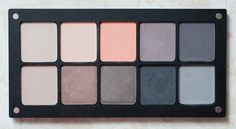 Polish Hound: Inglot Eyeshadow & Freedom System [Swatch] [Review]