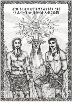 Hunor es Magor- Gog and Magog in the Story of the Wonder Deer in the hungarian History.