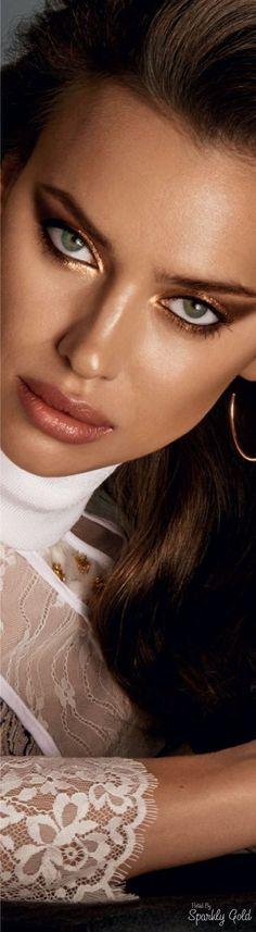 Irina Shayk Glamour Russia Oct 16