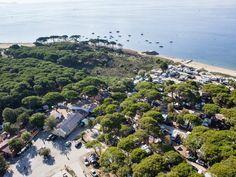 #Camping Le Pansard 4* à La-Londe-Des-Maures dans le #Var, face aux îles de Porquerolles